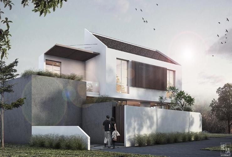 The Cendana Umalas Bali - Exterior