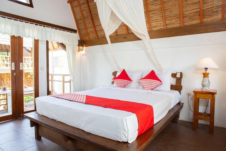 OYO 1045 Sayang Mama Inn Lombok - Bedroom