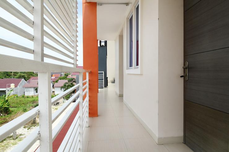 The Nancys Home Stay Pekanbaru - Corridor