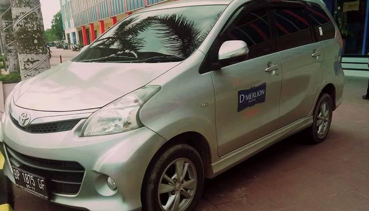 D'Merlion Hotel Batam - Layanan penjemputan