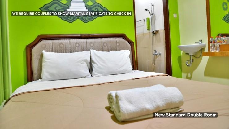 Ndalem Mantrijeron Hotel Yogyakarta - Tugu New Concept