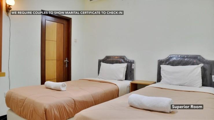 Ndalem Mantrijeron Hotel Yogyakarta - Plengkung Gading
