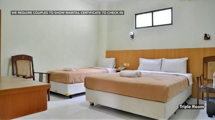 Ndalem Mantrijeron Hotel Yogyakarta - Taman Sari Family