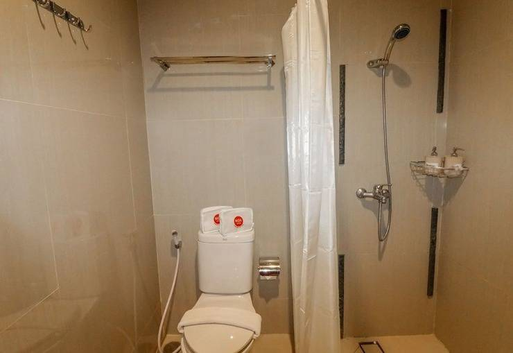 NIDA Rooms Tantular 420 Tugu Jogja - Kamar mandi