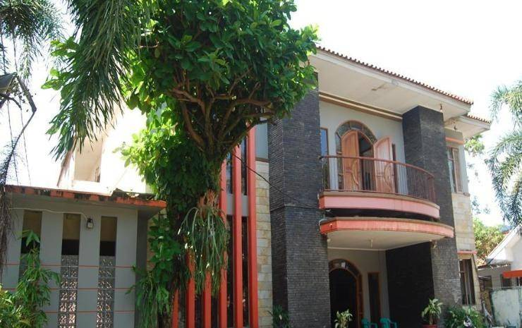 Hotel Pantai Jaya Pangandaran - bangunan