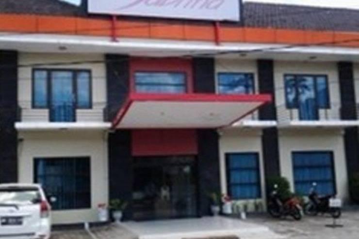 Grand Sabrina Hotel Pangkalpinang - Tampilan Luar Hotel