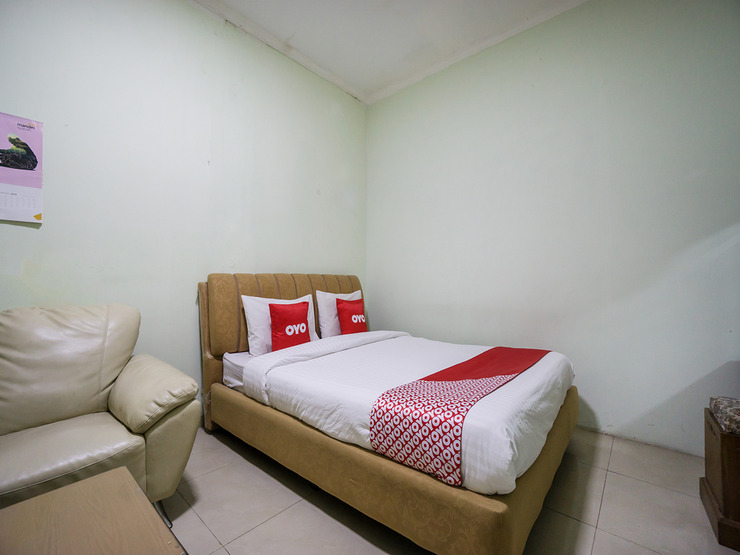 OYO 1798 Hotel 37 Syariah Jakarta - Bedroom