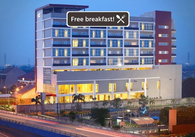 Hotel Santika Cikarang Bekasi - Appearance