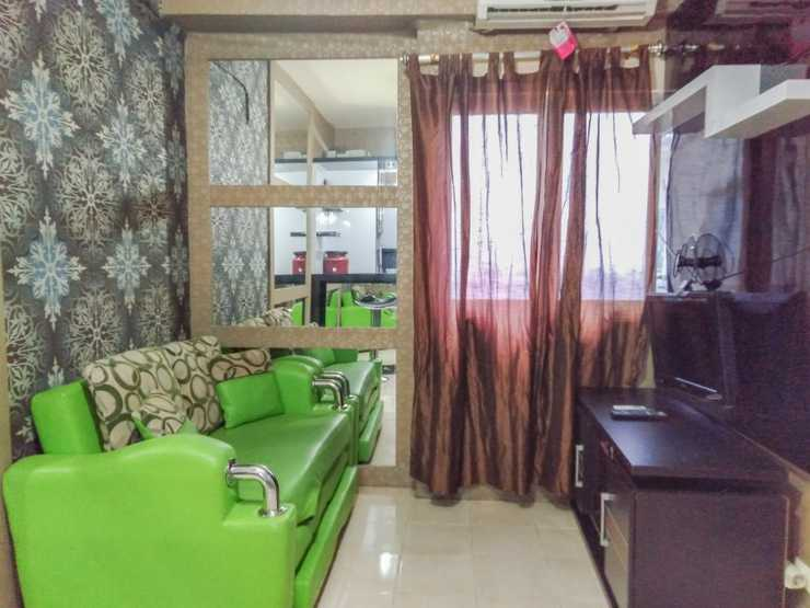 The Suites Metro Apartment By Nando  Bandung - 2 Bed Room
