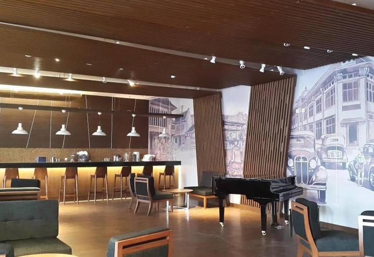 Hotel Santika Premiere Bekasi - Bar/Lounge