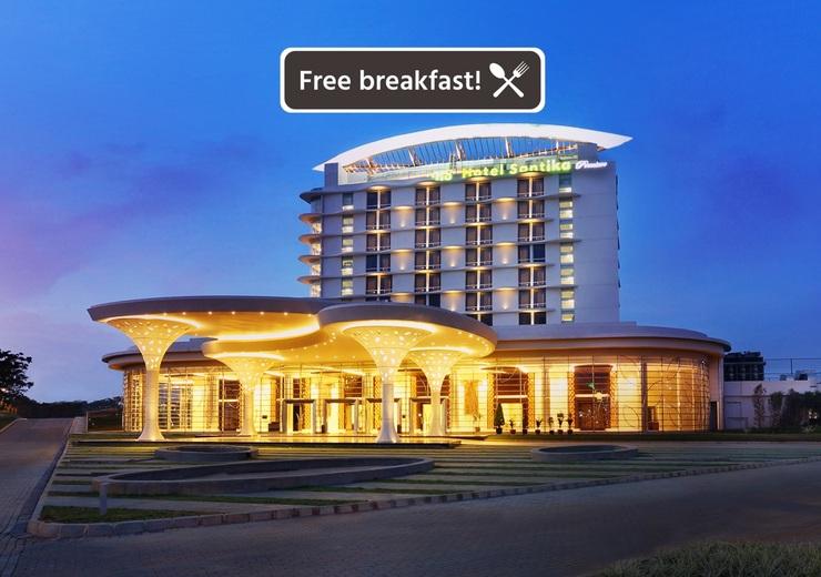 Hotel Santika Premiere Kota Harapan Indah Bekasi Bekasi - Appearance