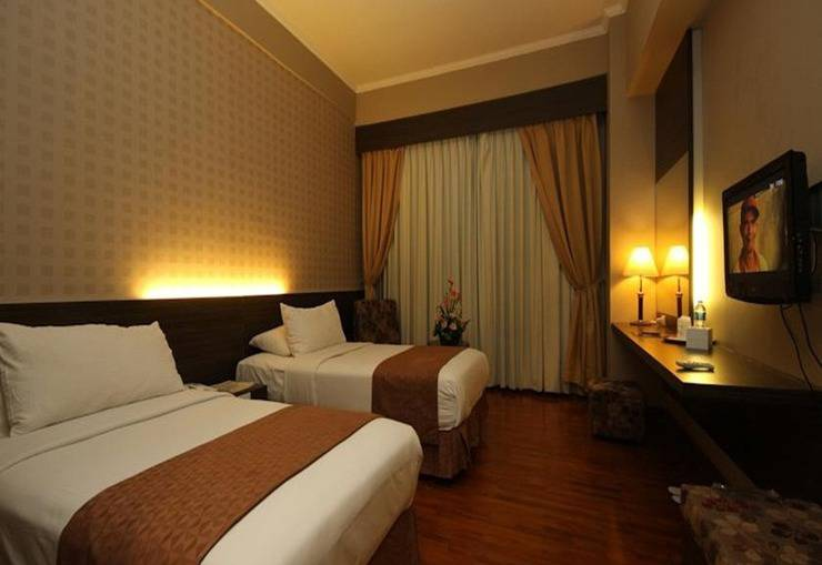 Maharani Hotel Jakarta - Superior Twin