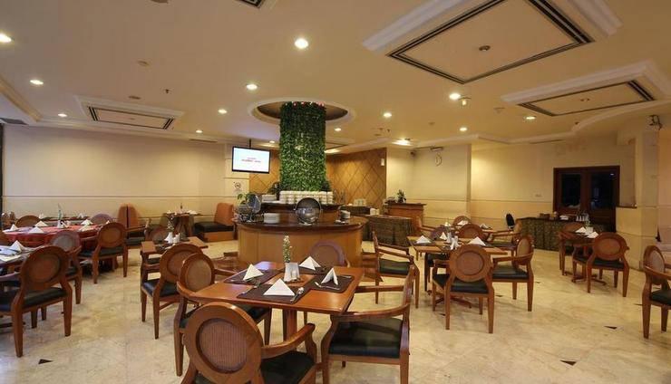 Maharani Hotel Jakarta - Restaurant