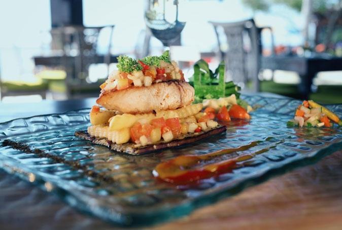 Aston Sunset Beach Resort - Gili Trawangan - Makanan