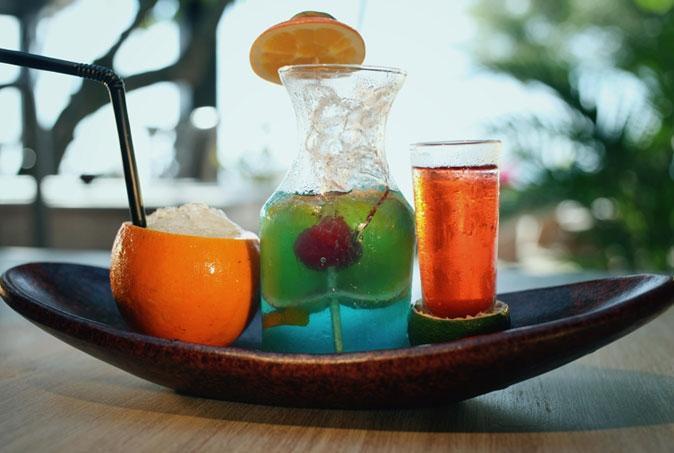 Aston Sunset Beach Resort - Gili Trawangan - Minuman