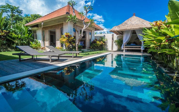 Victoria Villa French Bali - Appearance