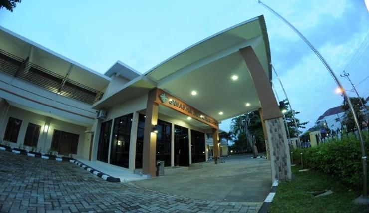 Swarna Dwipa Residence Palembang - Exterior