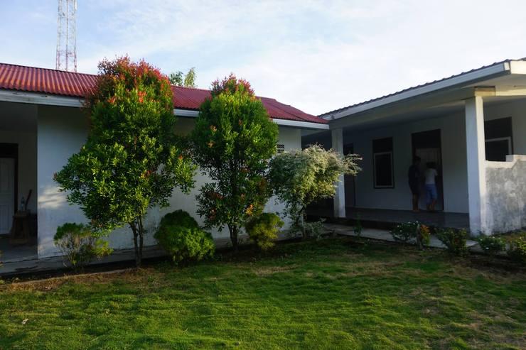 Air Manis Beach House Padang - Exterior