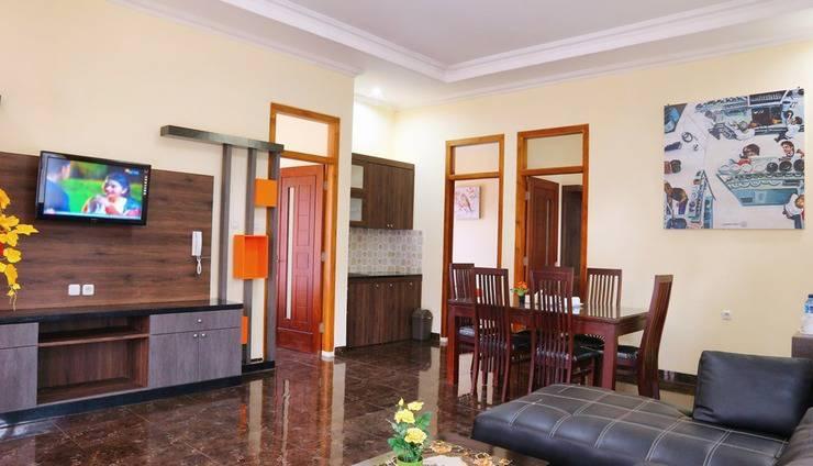 Arra Lembah Pinus Hotel Ciloto - Room