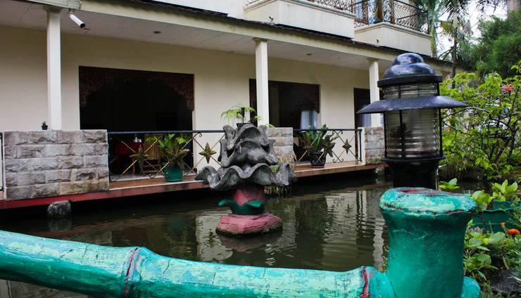 Resort Prima Cipayung - Restoran View
