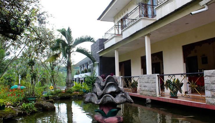 Resort Prima Cipayung - Lihat ruang pertemuan