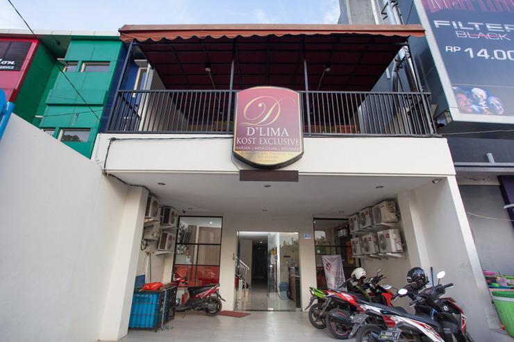 D'Lima Guesthouse Exclusive Surabaya - Exterior