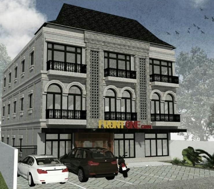 Front One Residence Syariah Mampang Jakarta - Facade