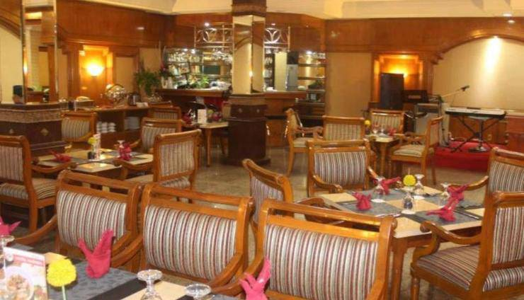 Hotel Jasmine Jayapura - Ruang tamu