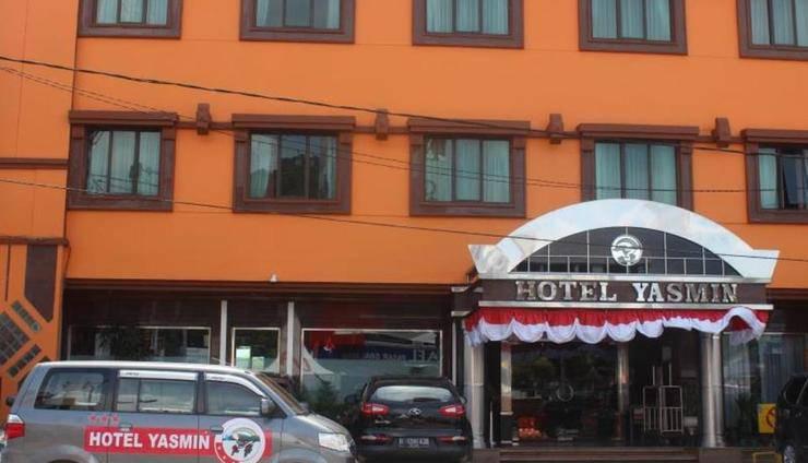 Hotel Yasmin Jayapura - pemandangan
