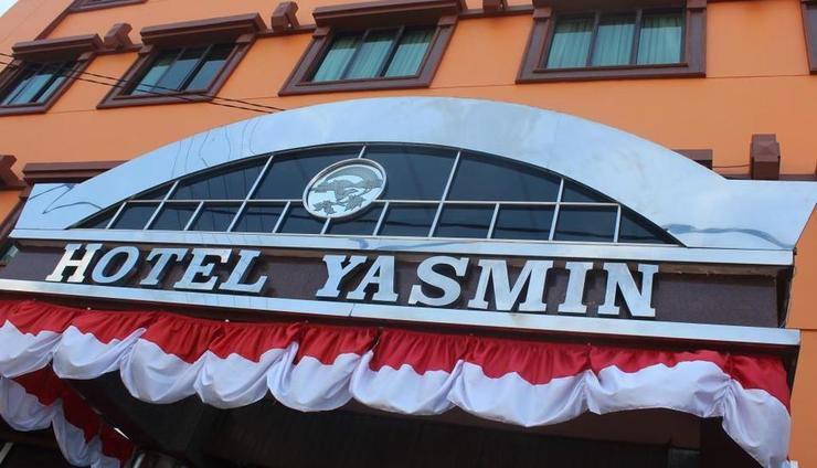 Hotel Jasmine Jayapura - pemandangan