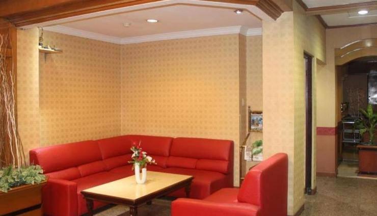Hotel Yasmin Jayapura - Ruang tamu