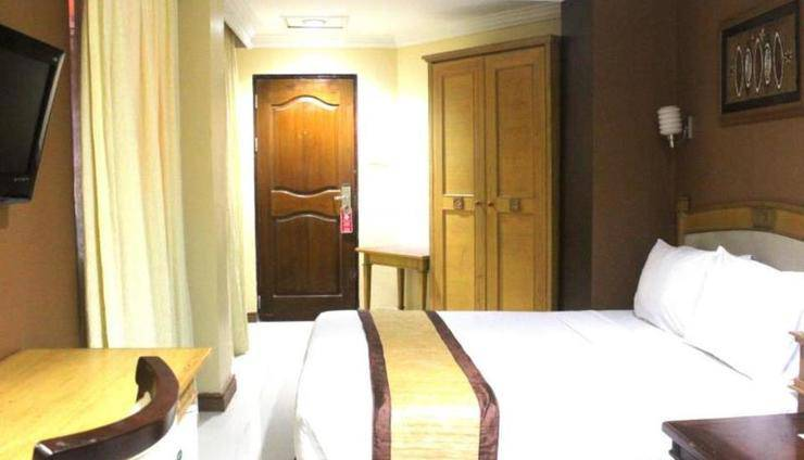 Hotel Yasmin Jayapura - Kamar tidur