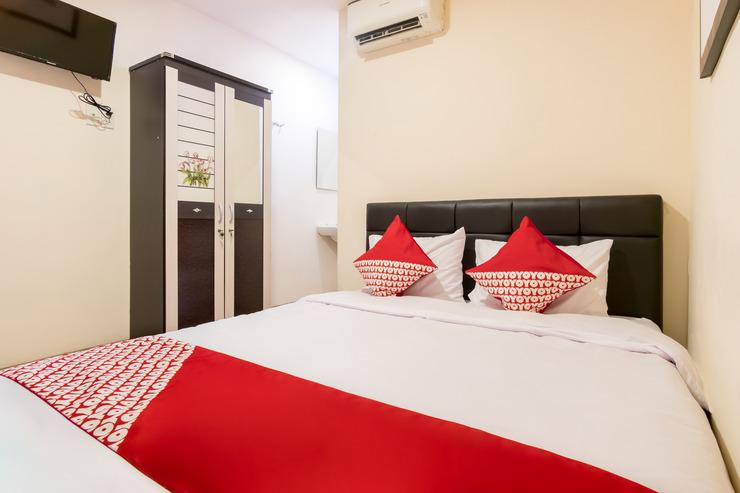 OYO 786 Sutomo Guest House Medan - Bedroom