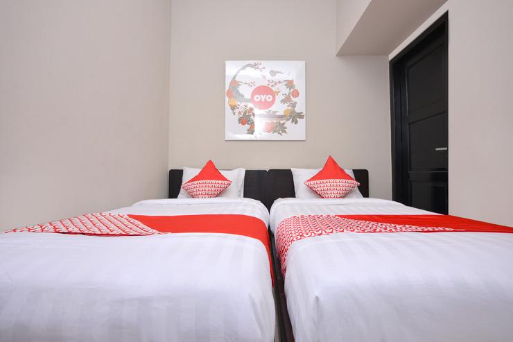 OYO 543 Pucuk Matahari Family Guesthouse Solo - Bedroom