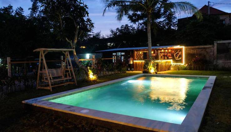 Delali Guest House Bali - Pool