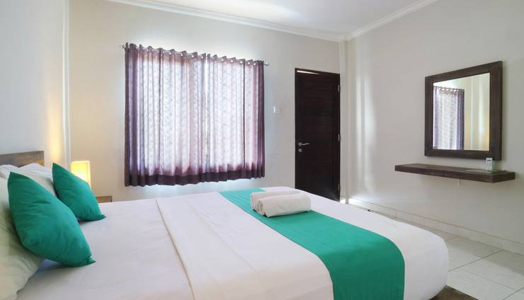 Delali Guest House Bali - Bed