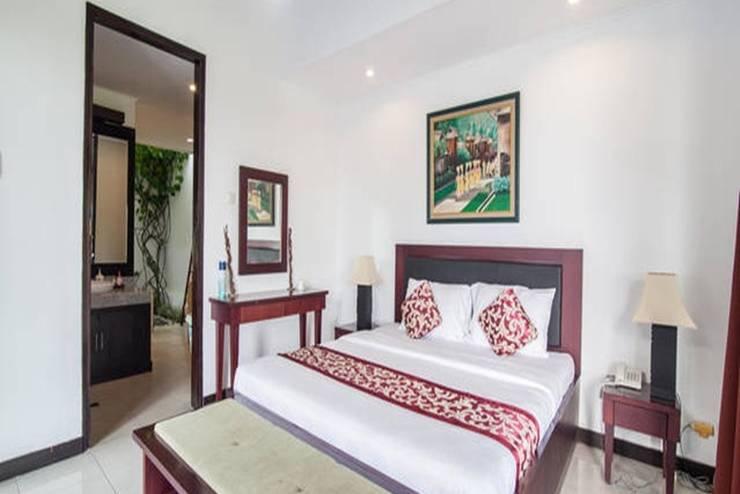 Villa Mustika Juma Bali - Kamar tamu