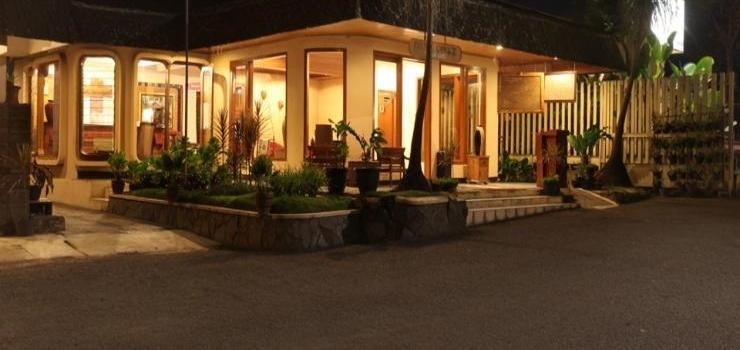 Sindang Reret Ciwidey Bandung - Exterior