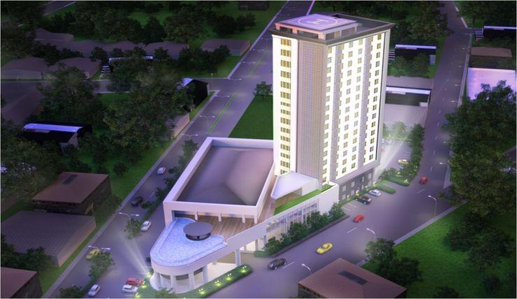 Mahkota Hotel Singkawang Singkawang - Building