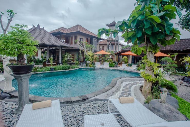 Capung Cottage Bali - Pool