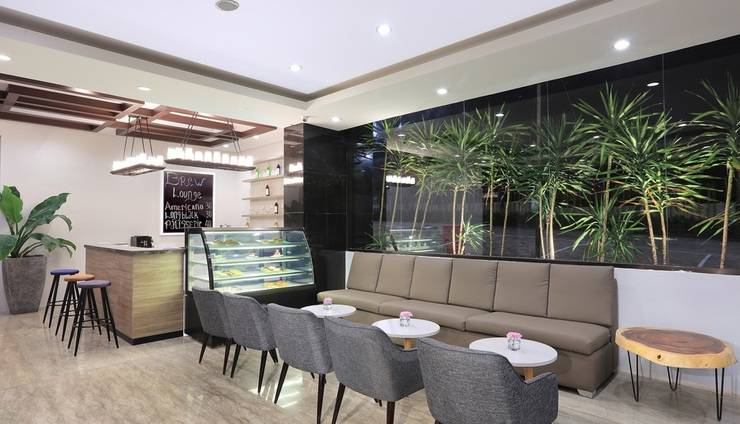 Aston Inn Batu Malang - Lobby Lounge