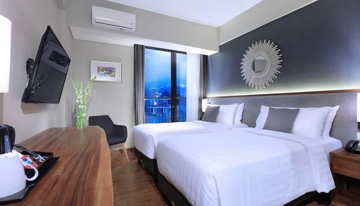 Aston Inn Batu Malang - Superior Twin Room