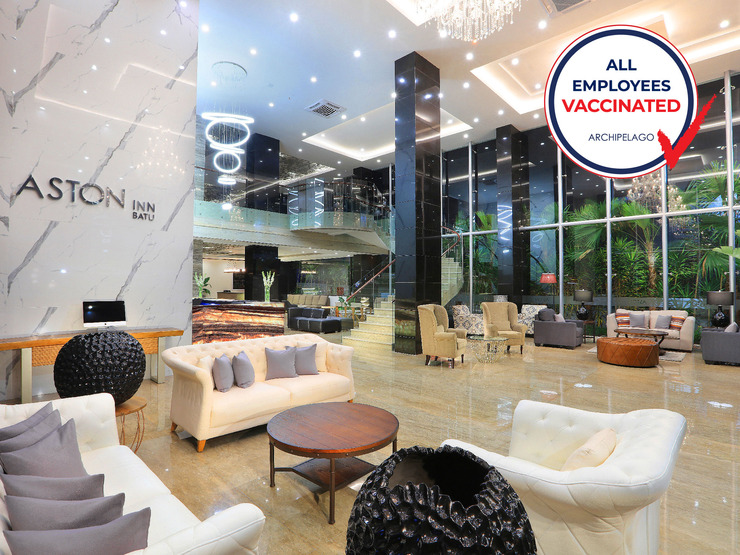 Aston Inn Batu Malang - Hotel Vaccinated