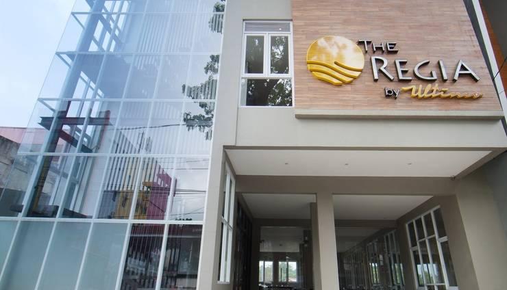 The REGIA Bandung - Front