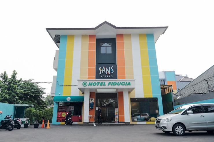 Sans Hotel Fiducia Kaji Jakarta - Photo