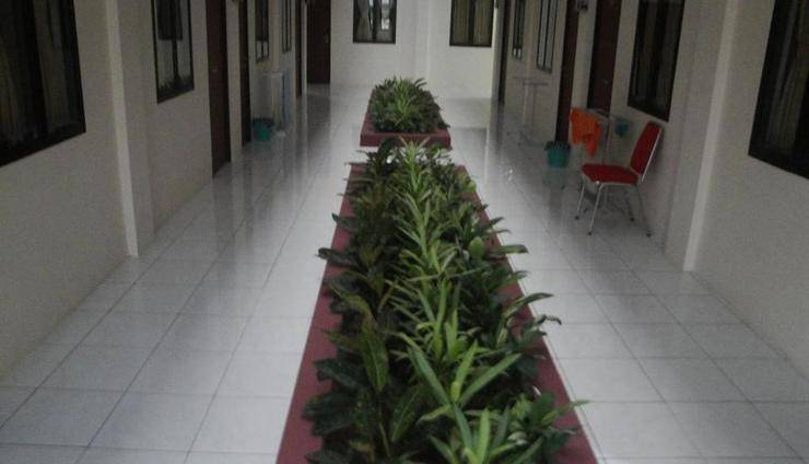 Nalaya Home Lombok - Coridor