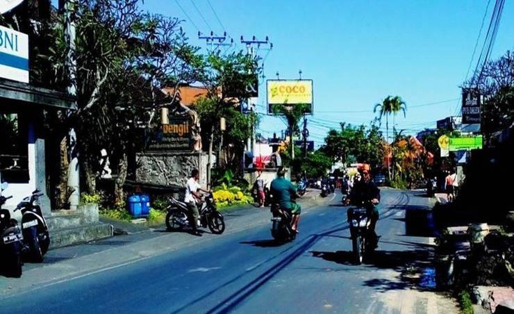 Ayu Bungalow 1 Ubud Bali - Lingkungan Sekitar