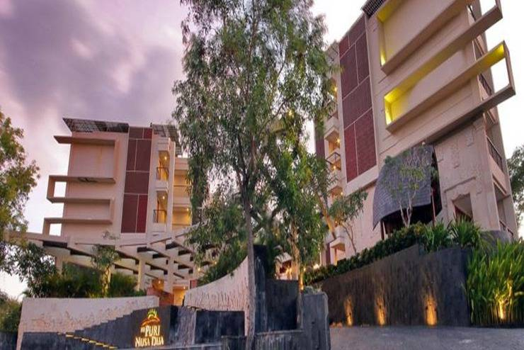 Vouk Hotel and Suite Bali - Eksterior