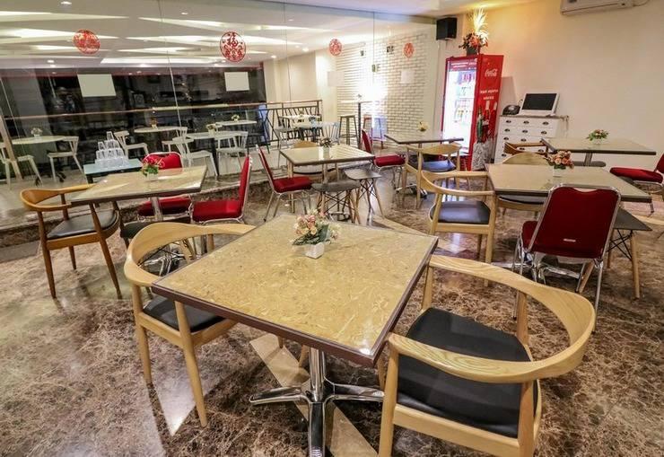 NIDA Rooms Makassar Banda - Restoran