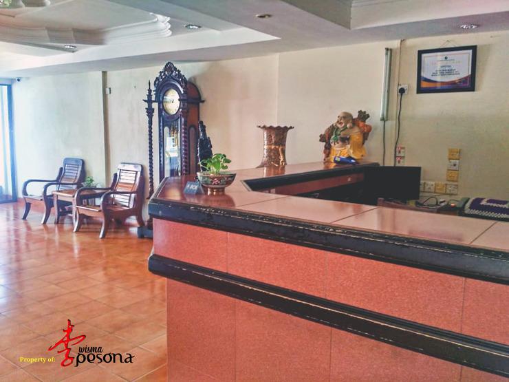 Wisma Pesona Bintan - Reception